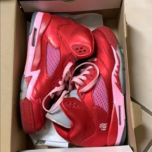 Girls Air Jordan 5 Retro